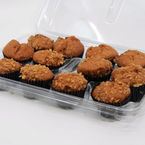 Banana Nut Mini Muffins in Package