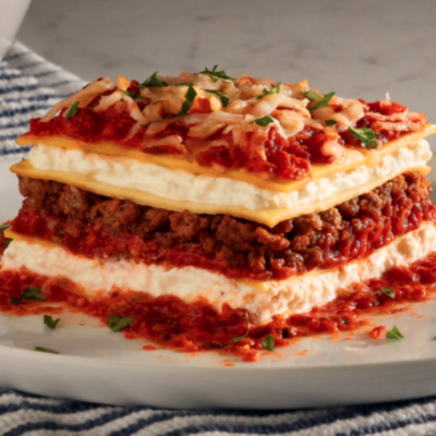 Natural Lasagna Family Size